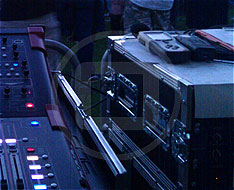 DiGiCo SD9 at FOH